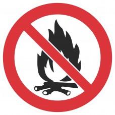 Nekurināt ugunskuru