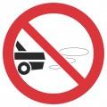 Darbināt dzinēju aizliegts