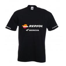 REPSOL HONDA T-KREKLS  S-XXXL