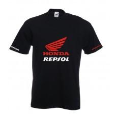 REPSOL HONDA T-KREKLS  S-XXXL (T045)