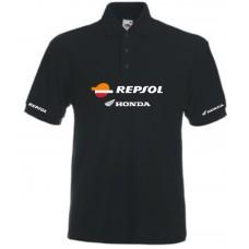 REPSOL HONDA POLO T-KREKLS  S-XXXL